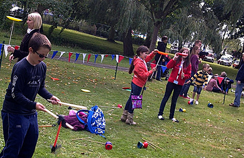 Circus Skills by Stevie Spud