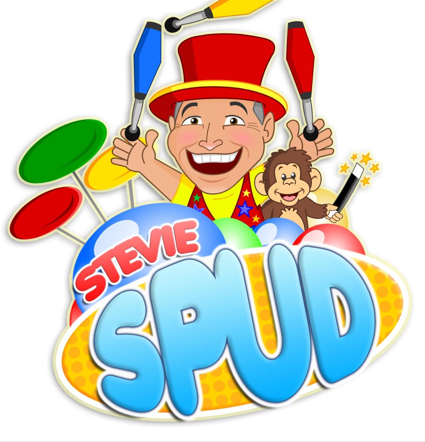 Stevie Spud - Children's Entertainer