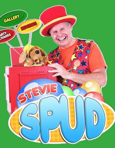 Stevie Spud 1